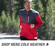 Shop the Mens Cold Weather Gear - Promo A