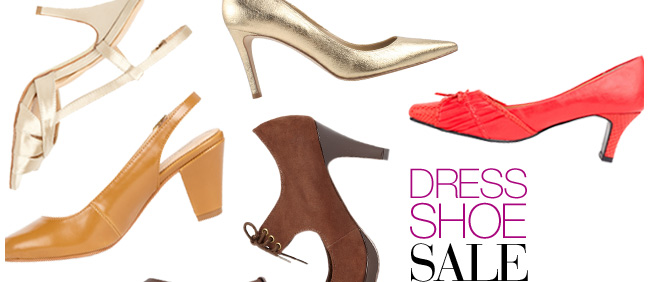 Dress Shoe Sale, Up to 60% Off