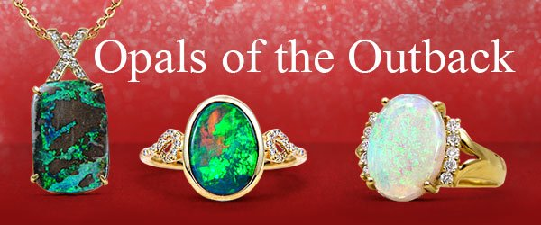 Opals of the Outback