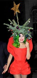 Lady Gaga in Vera Wang