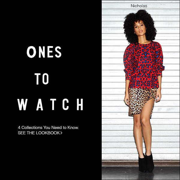 Meet your new favorite designer in our latest lookbook. >>