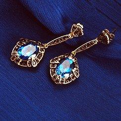 Midnight Blue Gemstone Jewelry Clearance