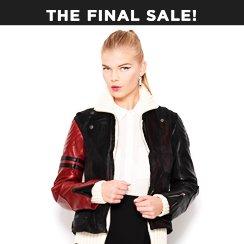 The Final Sale! Women's Outerwear