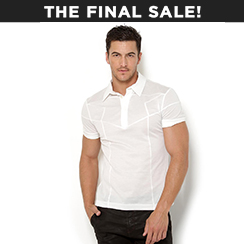 The Final Sale! Men's Apparel