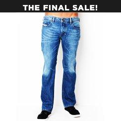 The Final Sale! Denim for Him