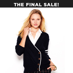 The Final Sale! Women's Knits + Everyday Sweaters