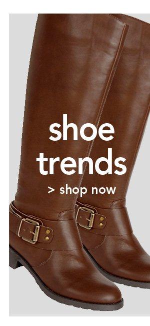 Shop Shoe Trends