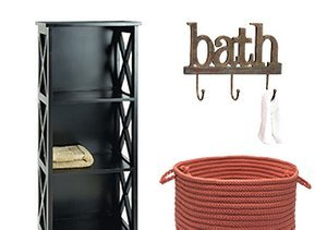 Stock Up: All Things Bath