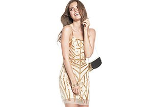 Up to 80% Off: Sequined Dresses