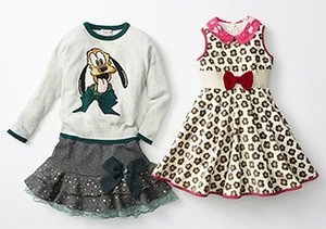 Up to 80% Off: Girls' Party Outfits
