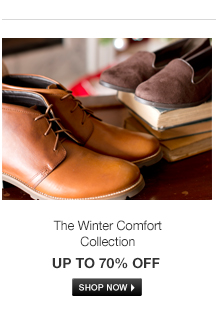 The Winter Comfort Collection