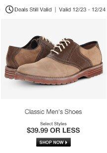 Casual Mens Footwear