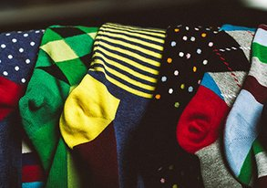 Shop Happy Socks & More from $10