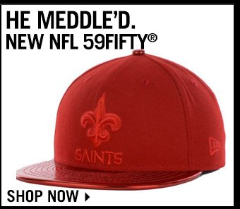 Shop New NFL 59FIFTY Collection