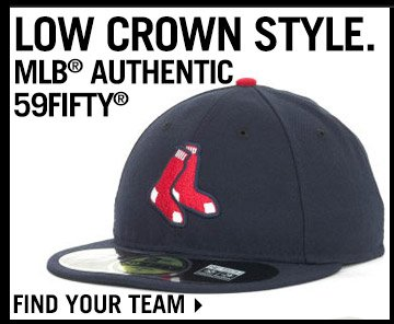 Shop MLB Authentic 59FIFTY Collection