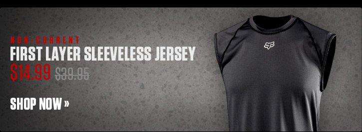First Layer Sleeveless Jersey
