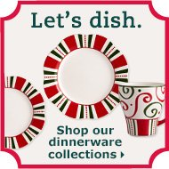 Shop our dinnerware collections