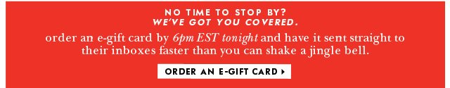 order an egift card.