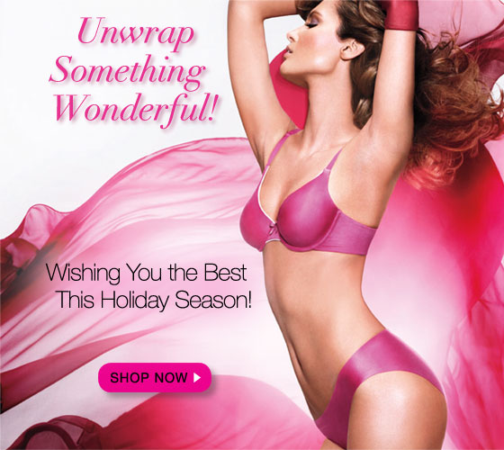 Unwrap Something Wonderful! Wishing You the Best This Holiday Season!