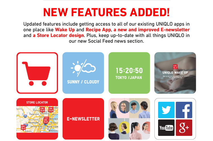 New Features Added