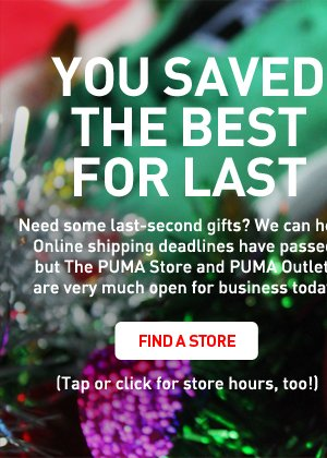 YOU SAVED THE BEST FOR LAST - FIND A STORE