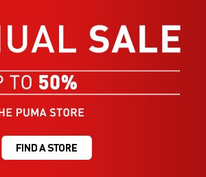 ONLINE & AT THE PUMA STORE - FIND A STORE