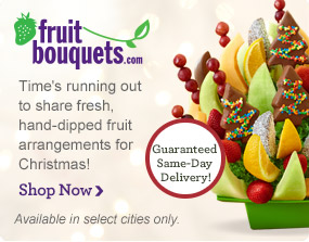 Fruit Bouquets Shop Now