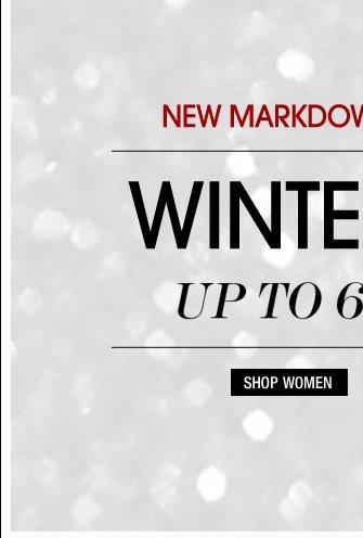 Winter Sale - Shop Women