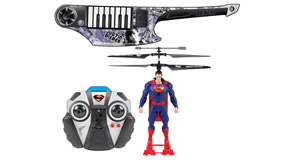 Remote Control Helicopters and Cars
