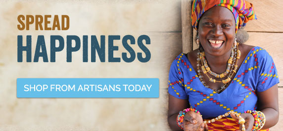 Spread Happiness - Shop From Artisans Today