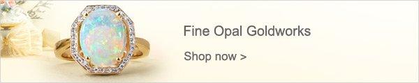 Fine Opal Goldworks