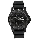 Traser P6600.91F.C3.01 Men's Shadow Black Dial Rubber Strap Watch