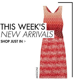 THIS WEEK'S NEW ARRIVALS