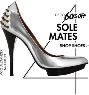 SHOP SHOES - Up to 60% off