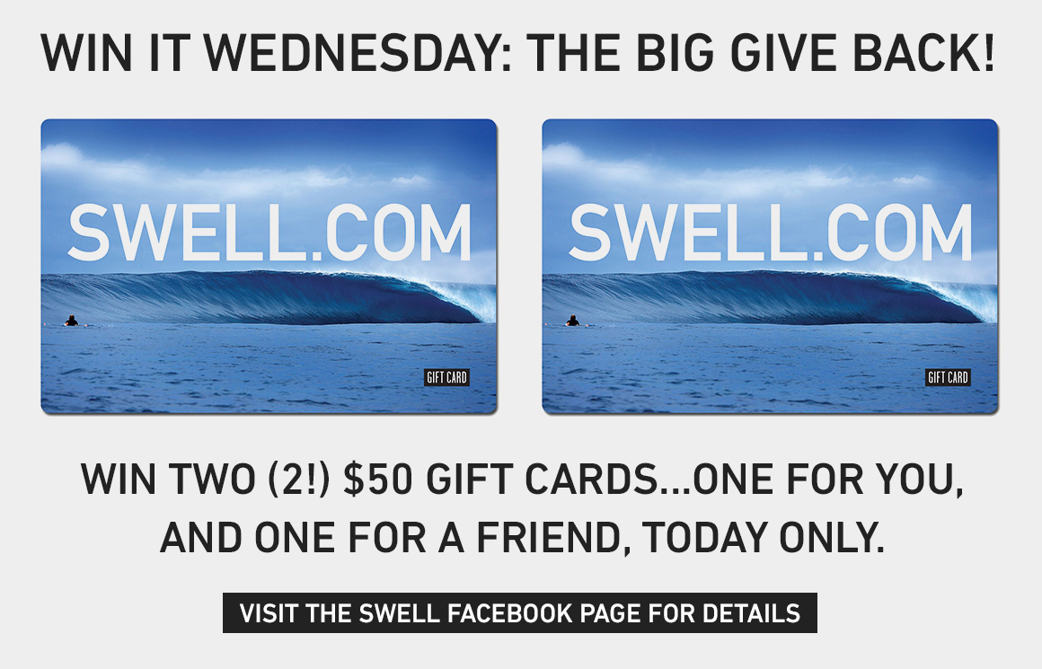 The Perfect Thank You: Shop SWELL Gift Cards