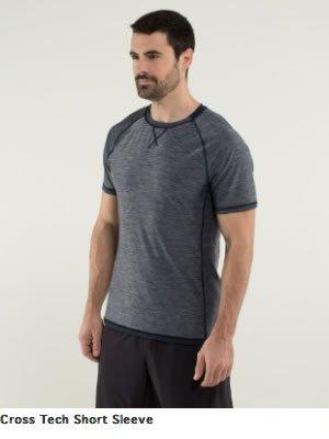 Cross Tech Short Sleeve