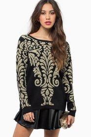 King Midas Sweater