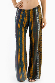 Print Perfect Pants