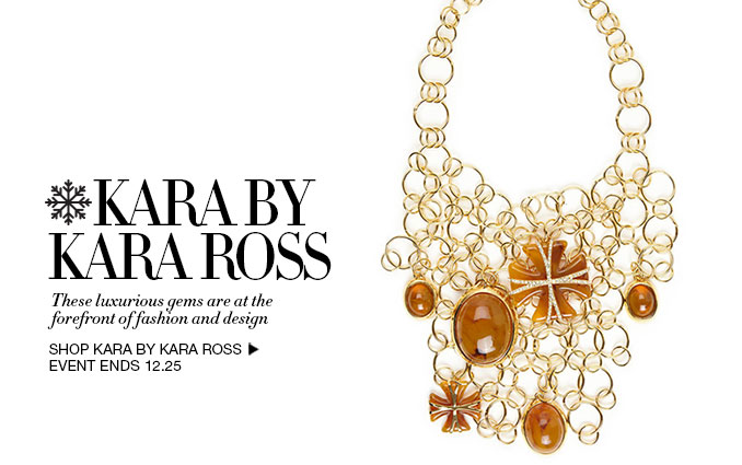 Kara by Kara Ross Jewelry