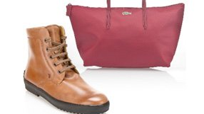 Tod's, Lacoste and Tumi