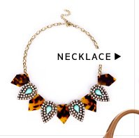 Shop for Yourself. Shop Necklace