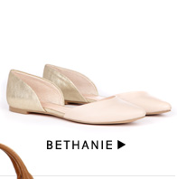 Shop for Yourself. Shop Bethanie
