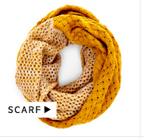Shop for Yourself. Shop Scarf