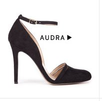 Shop for Yourself. Shop Audra