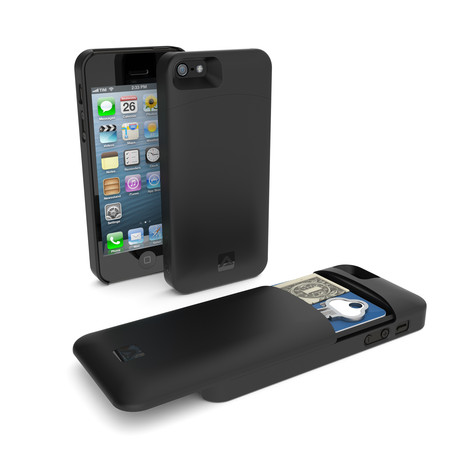 Holda iPhone Case // Black