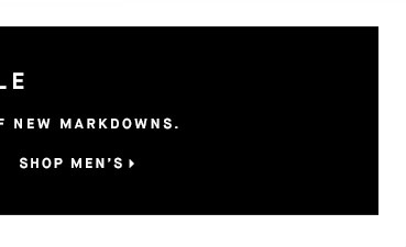 Enjoy up to 60% Off New Markdowns - Shop Men's