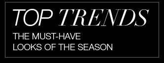 top trends the must have looks of the season