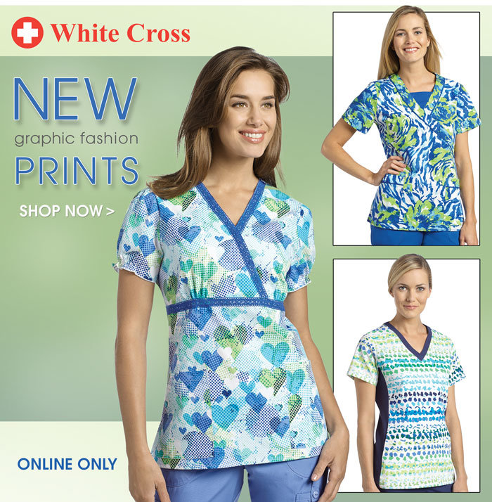 Shop White Cross