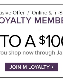 JOIN M LOYALTY