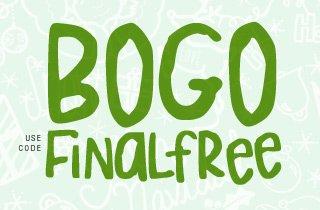 Final and Few BOGO